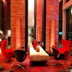 Hotel Lobby Renovation