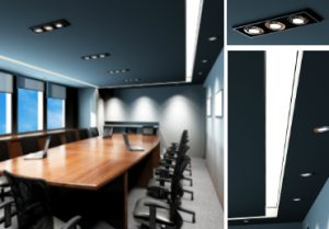 Office Lighting - Office Conference Room