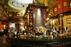 Pub Renovation - Vintage English Pub Design