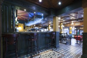 Pub Renovation - Sleek Modern Design