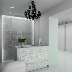 Renovation - Reception Area - Victorian Design