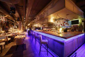 Restaurant Renovation - Stylish Restaurant-Bar