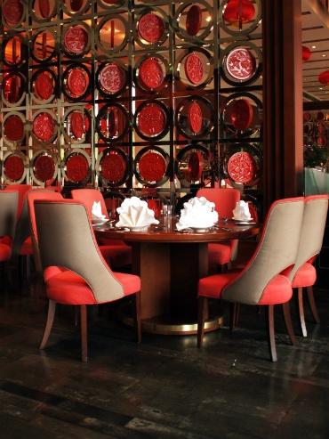 Modern Chinese Restaurant