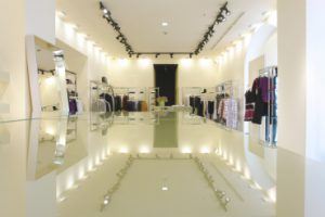 Store Renovation - Modern Clothing Store