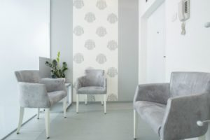 Renovation - Waiting room - Modern Victorian