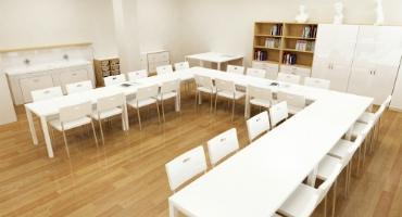 Classroom - Modern Minimistic Design